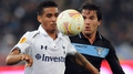Spurs hold Lazio in hostile Stadio Olimpico