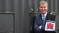 Stephen Kenny discusses his appointment as Dundalk manager