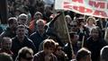 Greek parliament debates latest austerity measures