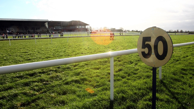 Sunday's racing at Navan has been pushed back to Tuesday