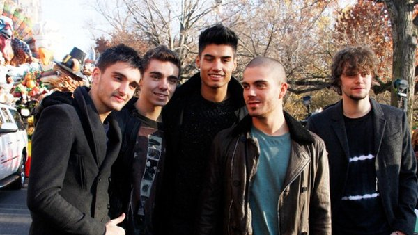 The Wanted confirm 2012 tour