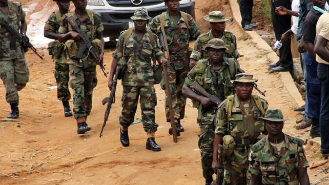 The Nigerian army has previously been accused of heavy-handed tactics in responding to terrorism threats