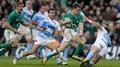 Debutant Gilroy shows Ireland a brighter tomorrow
