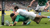 RTÉ Rugby analyst Dónal Lenihan believes nobody expected a performance like Ireland delivered in beating Argentina