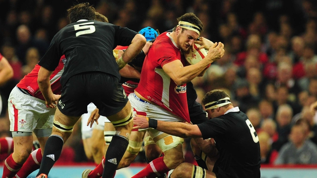 Sam Warburton is not worried by Wales' losing streak