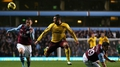 Villa hold Gunners to a draw