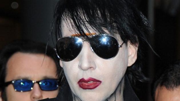 Marilyn Manson struggled to start over