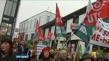 Mayo march against home help cuts