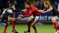Munster undone by Scarlets at Musgrave Park