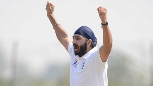 Monty Panesar took 11 wickets as England levelled the series in India