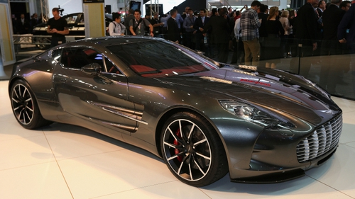 Aston Martin Aims For 5 Billion October Ipo