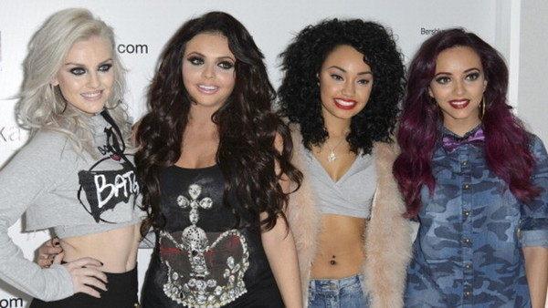 Perrie, Jesy, Leigh-Anne and Jade