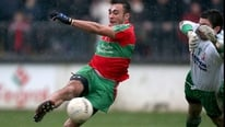 Barney Rock discusses Ballymun Kickhams' victory over Newbridge Sarsfields in the Leinster Club SFC semi-finals