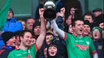 John Casey comments on St Brigid's Connacht Club SFC final success