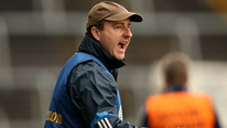 Thurles Sarsfields manager Séamus Quinn on his side's Munster Club SHC win