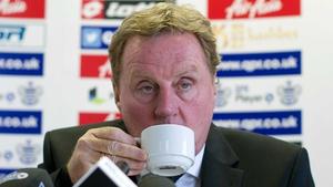 Harry Redknapp might be wheeling and dealing on transfer deadline day, but he's not a wheeler dealer. Got that?