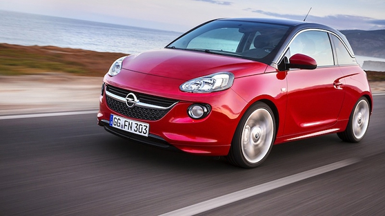The most interesting Opel exterior design since Insignia