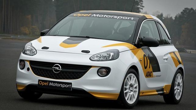 Opel returns to racing