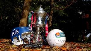 AIB GAA Club Football and Hurling Championships.