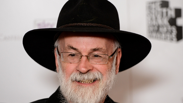 Terry Pratchett: pulling out of Discworld convention