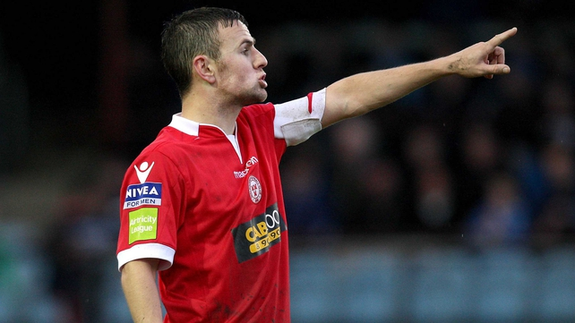 David Cassidy leaves Shelbourne for European football with Drogheda United next season