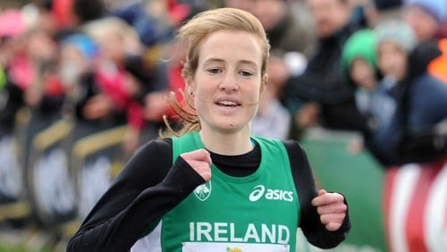 Fionnuala Britton seeks more medal glory