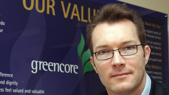Greencore boss Patrick Coveney describes 2012 as a 'breakthrough' year for the group