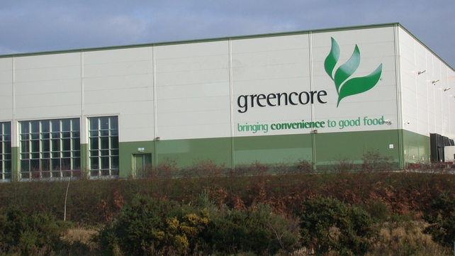 Greencore's H1 revenues edge almost 1%  higher