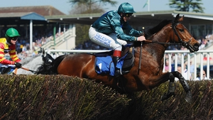Fruity O'Rooney and Jamie Moore will team up again at the Hennessy Gold Cup