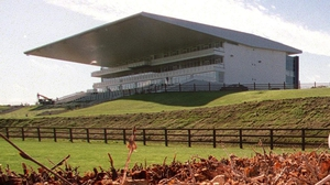 A view of Limerick racecourse
