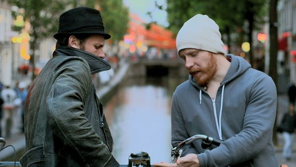 The Hardy Bucks get in a jam in Amsterdam