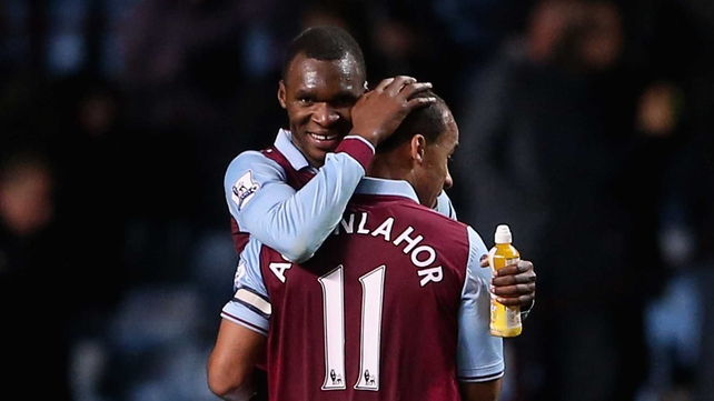 Christian Benteke's goal was enough for Aston Villa against Reading