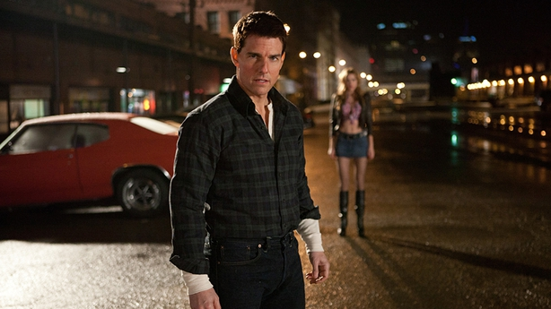 Tom Cruise Is Out as Jack Reacher Because He's Too Short