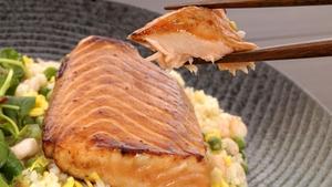 Martin Shanahan's Asian Style Salmon