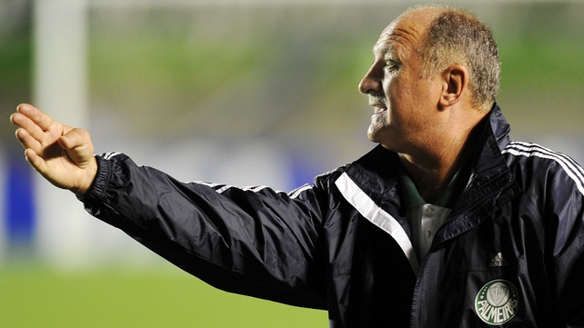 Luiz Felipe Scolari is understood to be in line for the Brazil job