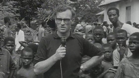 Peter Lemass reports from Biafra for 'Radharc'