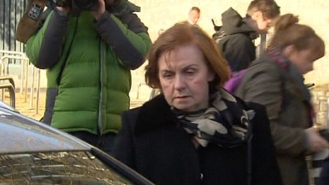 Former judge, Heather Perrin remanded in custody until 13 March
