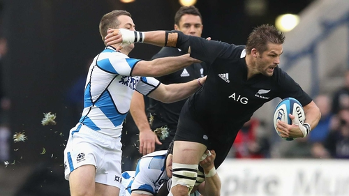 Richie McCaw will not play for Crusaders this season