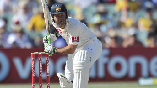Ricky Ponting is the second highest run-scorer in Test history