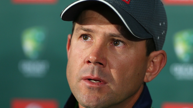 Ricky Ponting: 'It's a decision I thought long and hard about'