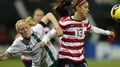 Ireland women suffer heavy defeat to USA