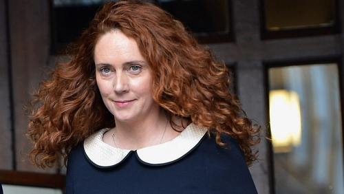 Rebekah Brooks was speaking  for the first time since been cleared of phone hacking charges