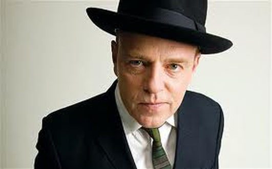 John speaks to Madness lead singer Suggs
