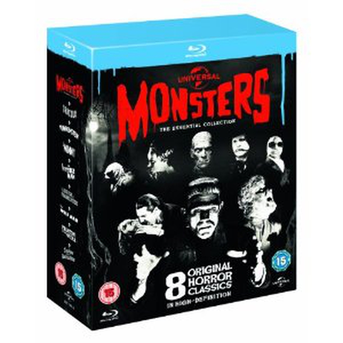 Classic Monsters: The Essential Collection