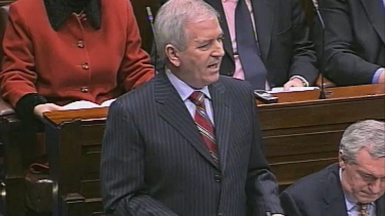 Charlie McCreevy, Budget 2004