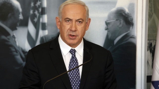 Israeli Prime Minister Benjamin Netanyahu has condemned Palestinian President Mahmoud Abbas's strong critique of Israel