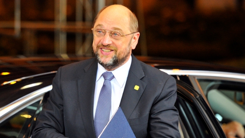 Martin Schulz said Ireland's presidency comes at a crucial time for Europe