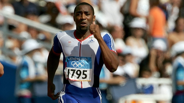 Campbell won gold in the 4x100m at the Athens Games in 2004
