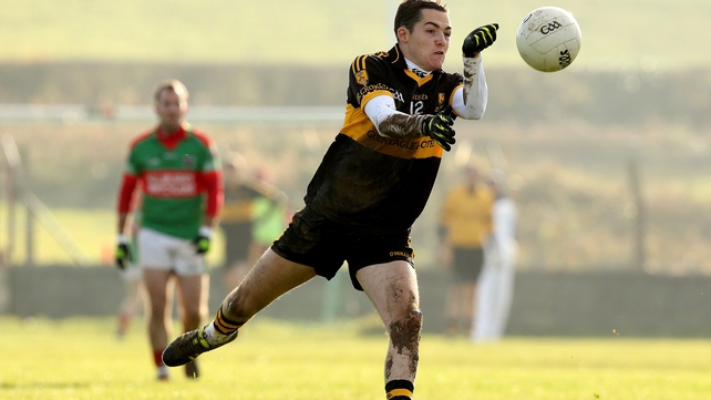 Brian Looney: 'We just don't want to let things slip and I suppose the defeat to Crossmaglen is just as much a motivation'
