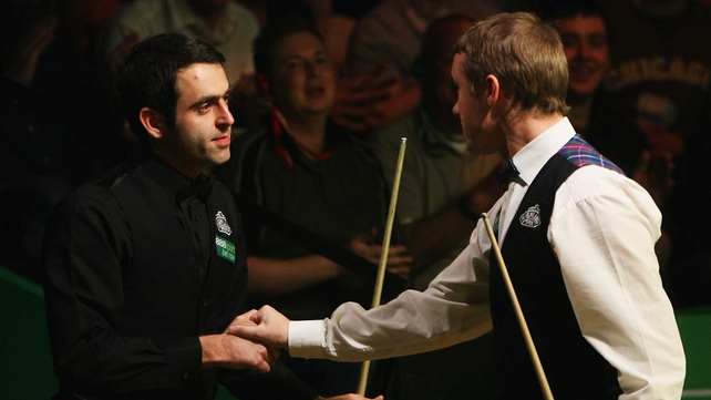 Ronnie O'Sullivan and Stephen Hendry aren't around this season
